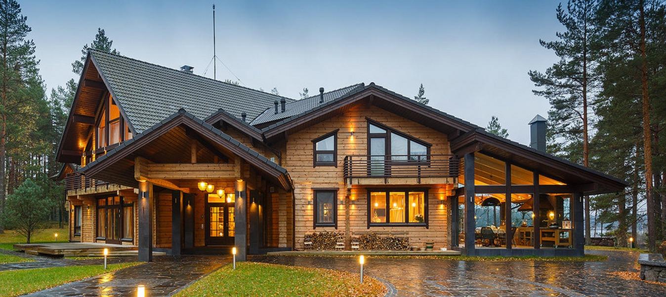 деревянные дома из бруса цены фото проекты
